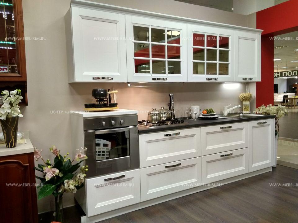 Кухня Beverly белая